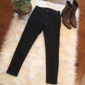 Just Black black 5 pocket skinny jeans